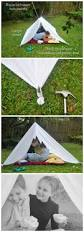 Tent In Backyard by Backyard Sheet Tent Be A Fun Mum