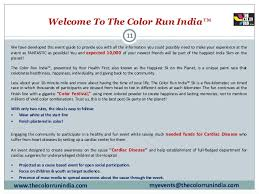 the color run ahmedabad