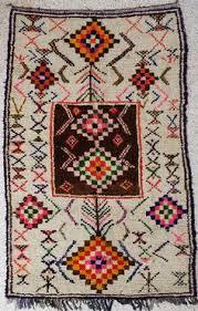 Rugs From Morocco L19004 Vintage Boucherouite Rug Moroccan Rugs Rag Rug Berber
