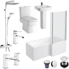How To Replace A Bathtub Average Price To Install A New Bathroom Plumber U0027s Rates