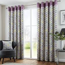 Grey And Purple Curtains Purple Eyelet Curtains Uk Functionalities Net