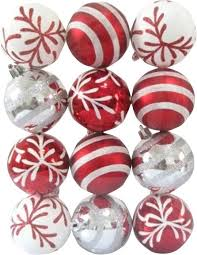 the aisle and white ornament with snowflake and