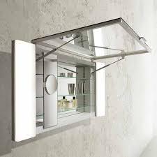 Bathroom Wonderful Best  Lighted Medicine Cabinet Ideas On - Recessed medicine cabinet contemporary