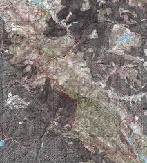 Tilden Park Map Skyline Loop Bay Area Mountain Bike Rides