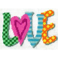 needlepoint kits ebay