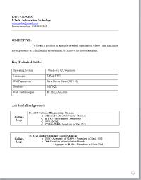 Good Resume Format Doc Resume Format Doc For Be Freshers Resume Ixiplay Free Resume Samples