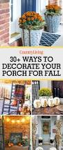 Pinterest Fall Decorations For The Home - 37 fall porch decorating ideas ways to decorate your porch for fall