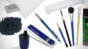 drawing supplies i use for longer drawings proko