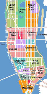 map of nyc areas best map of new york city major tourist attractions maps