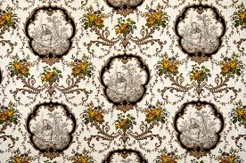 Pierre Deux Rugs Pierre Deux Black Toile Fabric Country Traditional Fabric