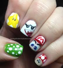 ashley is polishaddicted japanese nail art theme week featuring