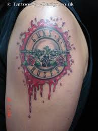 blog gawe ngosek guns n roses tattoos