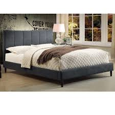 Fabric Platform Bed Willa Arlo Interiors Euphemia Fabric Platform Bed Reviews Wayfair