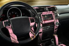 jeep interior accessories pink interior car how to install details camo vinyl to deck out