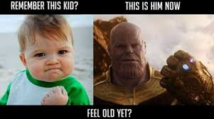 Good Try Meme - bad dad thanos hilarious thanos family memes best of comic books