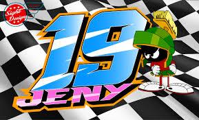 gambar desain nomer racing no start 19 jeny sight cloth racing cloth
