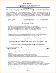 Credit Risk Business Analyst Resume 100 Example Of Business Analyst Resume Resume Best Margins