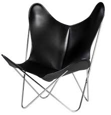 Black Butterfly Chair Black Color Wood Shelf Brackets U2014 Steveb Interior Leather