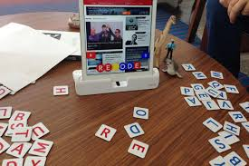 Coo Gadgets by Ipad Gaming Company Osmo Nabs Google Artificial Intelligence