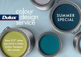 dulux colour consultants