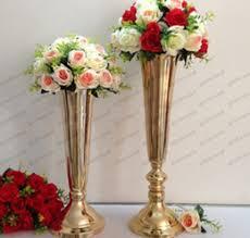 Wholesale Flower Vase Discount Tall Wedding Centerpiece Vases Wholesale 2017 Tall