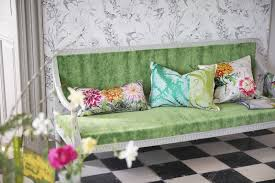 Floral Interiors Floral Fabrics For Upholstery Saratoga Signature Furniture And