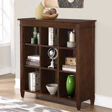 hollister 9 cube storage bookcase
