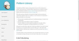 pattern library mailchimp pattern library mailchimp https ux mailchimp com patterns