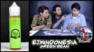Green Bean By Ejmi E Liquid Vape Vapor Kacang Hijau review e liquid ejmi green bean indonesia doyan vape