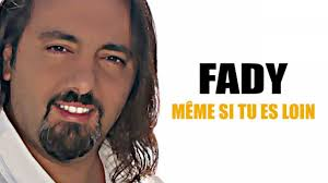 Meme Si Lyrics - fady bazzi même si tu es loin official lyrics video youtube