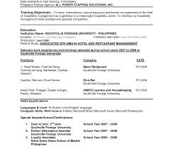 Sle Resume For Teachers Applicant Philippines Modeling Agency Resume Invoicesodeling Invoice Template Biodata