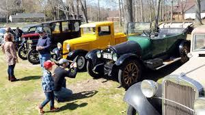 lexus motors park circus vintage cars take spin through history of long island motor