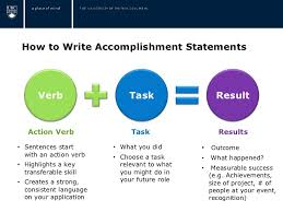 Resume Action Verbs Customer Service by Terrific Resume Action Statements 47 With Additional Resume For