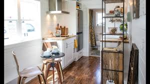 Luxury Tiny Homes by Magnificent Luxury Tiny House On Wheels Youtube