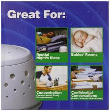 amazon com sleep easy sound conditioner white noise machine