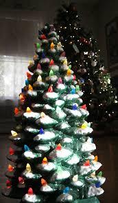 Plaster Christmas Tree