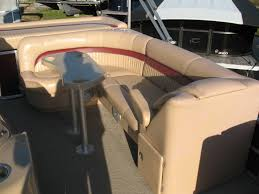 Aqua Patio Pontoon by 2009 Aqua Patio 220 Bc Power Boats Outboard Manitou Beach Michigan N A