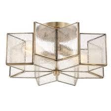 gold flush mount light modern gold flush mount lighting allmodern
