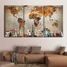 world map framed paintings u2013 houseofunik com