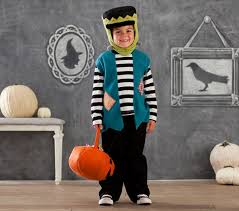 Toddler Frankenstein Halloween Costume Baby Frankenstein Costume Pottery Barn Kids