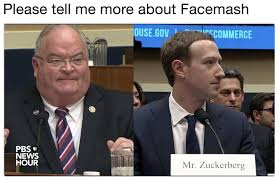 Please Tell Me More Meme - please tell me more about facemash mark zuckerberg congressional