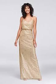 gold bridesmaid dresses gold bridesmaid dresses you ll david s bridal