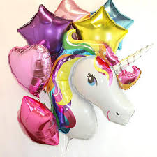 balloon delivery sydney rainbow unicorn balloon bouquet gifts in the balloons