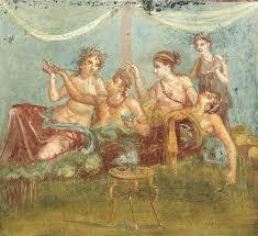banchetti antica roma banchettare l arte faceva la vita gi罌窶ヲnell antica roma