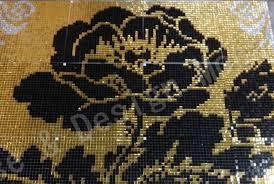 floor tiles black gold promotion shop for promotional floor tiles