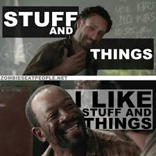 Stuff And Things Meme - get your shit together carl by zakha meme center