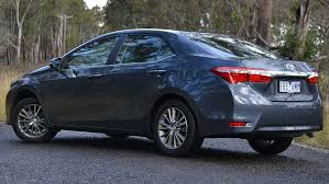 toyota corolla sedan price toyota corolla 2015 review carsguide