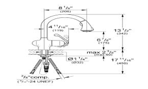 Kitchen Faucets Parts 100 Grohe Kitchen Faucet Replacement Parts Throughout Faucets Renate