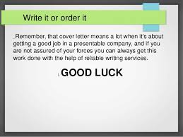 simple notes to write great cover letter