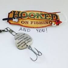 mens birthday gift for uncle personalized fishing lure keepsake my